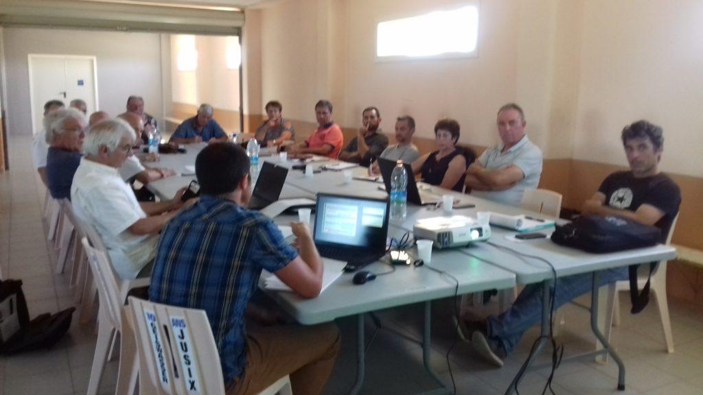 Comité de pilotage SMATGM