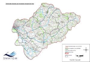 Travaux 2019/2020 sur le bassin versant du Trec