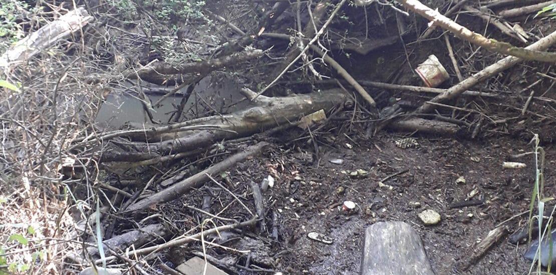 Embâcles bassin versant du médier